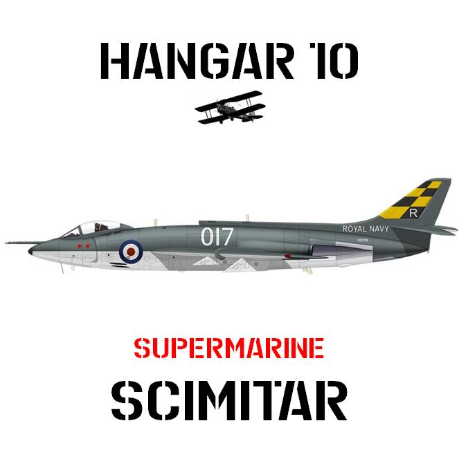 SUPERMARINE SCIMITAR